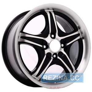 Купить ANGEL Star 311 BD R13 W5.5 PCD4x100 ET30 DIA67.1