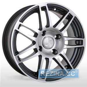 Купить STORM AT-706 MGB R14 W6 PCD4x100 ET38 DIA67.1