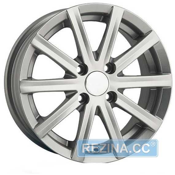 Купить Легковой диск ANGEL Baretta 405 S R14 W6 PCD4x114.3 ET37 DIA67.1