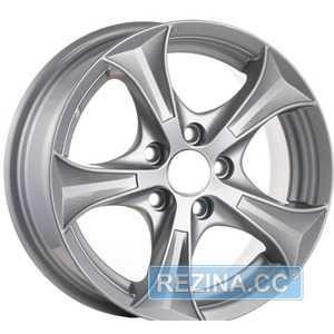 Купить ANGEL Luxury 406 S R14 W6 PCD4x100 ET37 DIA67.1