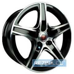 Купить Легковой диск ALLANTE 549 MB R15 W6.5 PCD4x108 ET38 DIA63.4