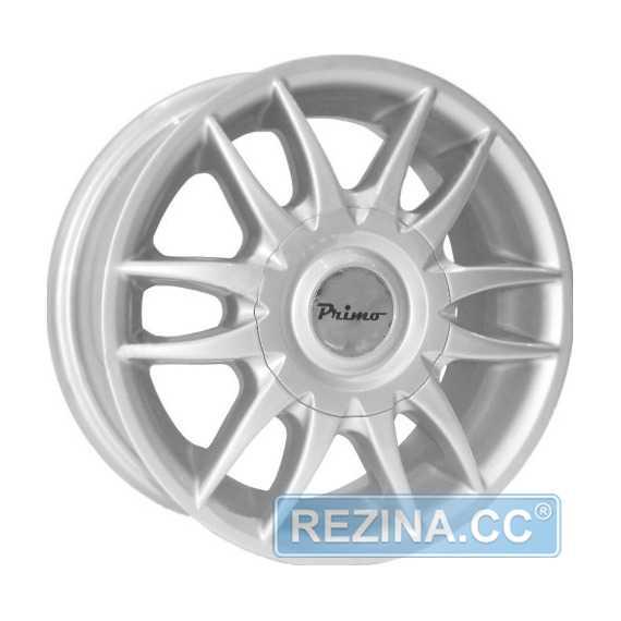 PRIMO 619 Silver - rezina.cc