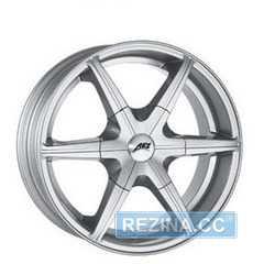 Купить AEZ Luna Silver R15 W6.5 PCD5x110 ET42 DIA65.1