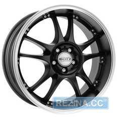DOTZ Brands Hatch Dark Black - rezina.cc