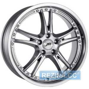 Купить AEZ Ares Silver R17 W8 PCD5x100 ET32 DIA60.1