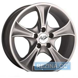 Купить ANGEL Luxury 606 SD R16 W7 PCD5x112 ET38 DIA57.1