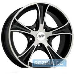 Купить ANGEL Luxury 706 BD R17 W7.5 PCD5x112 ET40 DIA66.6