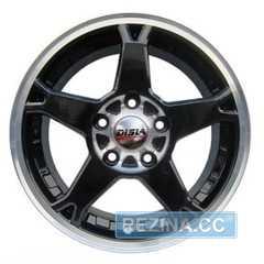 Купить Angel Rapide 709 BD R17 W7.5 PCD5x108 ET40 DIA67.1