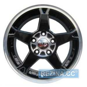 Купить Легковой диск ANGEL Rapide 709 BD R17 W7.5 PCD5x108 ET40 DIA67.1