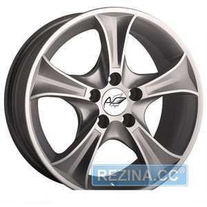 Купить ANGEL Luxury 606 SD R16 W7 PCD5x114.3 ET38 DIA67.1