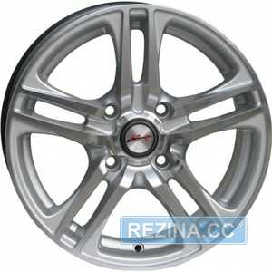 Купить RS WHEELS Tuning 5194TL MHS R15 W6.5 PCD5x112 ET38 DIA66.6