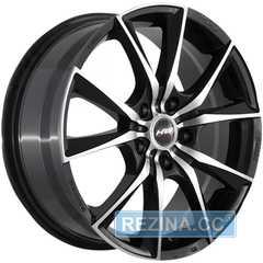 Купить RW (RACING WHEELS) H712 DDNF/P R16 W7 PCD5x112 ET45 DIA66.6