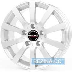 Купить BORBET C2C Brilliant silver R17 W7.5 PCD5x130 ET50 DIA71.6