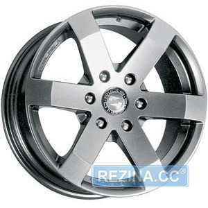 Купить STILAUTO Allroad Super Look R18 W8.5 PCD5x120 ET42 DIA72.5
