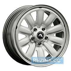 Купить Alcar Hybrid S R15 W6 PCD5x112 ET43 DIA57.1