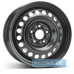 Купить ALST (KFZ) 9255 Black R16 W6.5 PCD5x114.3 ET50 DIA60.1