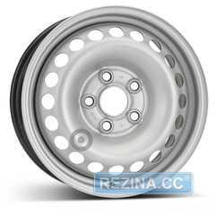 Купить ALST (KFZ) 9405 Silver R16 W6 PCD5x114.3 ET46 DIA67.1