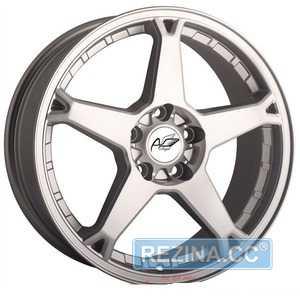 Купить Angel Rapide 509 S R15 W6.5 PCD5x100 ET35 DIA57.1