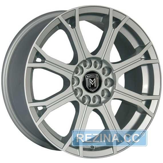 MARCELLO MR35 Silver - rezina.cc