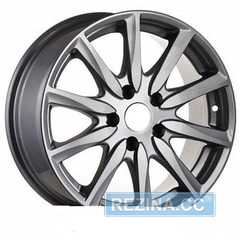 Купить Angel Raptor 602 SD R16 W7 PCD4x100 ET38 DIA67.1