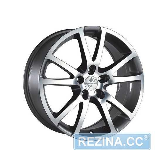 FONDMETAL 7400 Titanium Plus Polished - rezina.cc