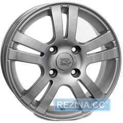 Купить WSP ITALY ANTALYA W3605 (SILVER - серебро) R15 W6 PCD4x100 ET45 DIA56.6