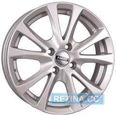 Купить TECHLINE 509 S R15 W6 PCD4x100 ET49 DIA60.1