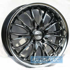 RW (RACING WHEELS) H362 Chrome - rezina.cc