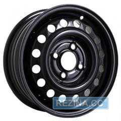 Купить КрКЗ Dacia Logan 216 Black R14 W5.5 PCD4x100 ET43 DIA60.1