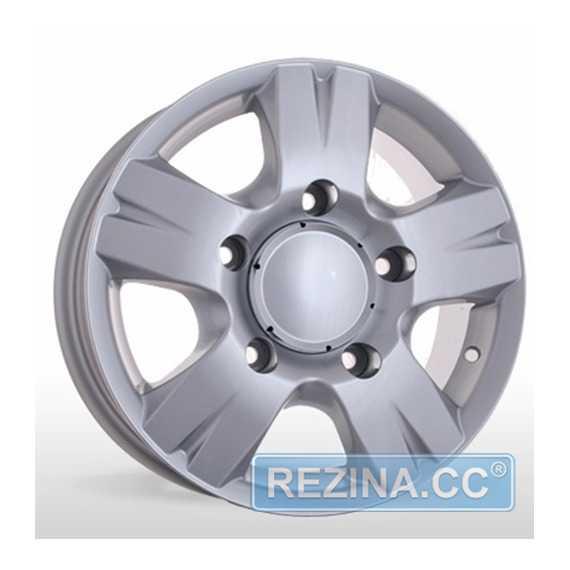 Купить STORM W 604 HS R16 W6.5 PCD5x112 ET50 DIA66.6