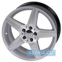 Купить STORM ZR F6307 HS R18 W8.5 PCD5x112 ET37 DIA66.6