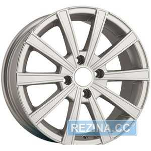 Купить ANGEL Mirage 510 S R15 W6.5 PCD4x108 ET25 DIA65.1