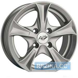 Купить ANGEL Luxury 506 S R15 W6.5 PCD4x114.3 ET35 DIA67.1