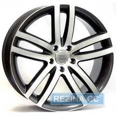 Купить WSP ITALY W551 Anthracite Polished R18 W8 PCD5x130 ET56 DIA71.6