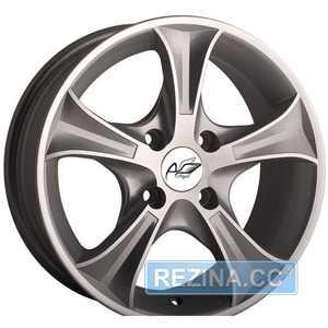Купить ANGEL Luxury 406 SD R14 W6 PCD5x100 ET37 DIA57.1