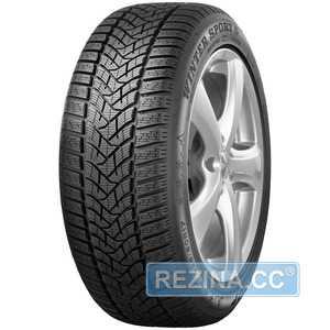 Купить Зимняя шина Dunlop Winter Sport 5 205/55R16 91H