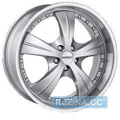 DEZENT X Silver - rezina.cc