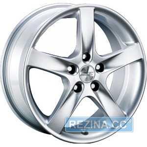 Купить ARTEC MG Silver R16 W6.5 PCD5x112 ET40 DIA72.5
