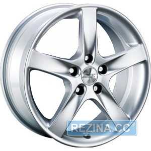 Купить ARTEC MG Silver R16 W6.5 PCD5x112 ET45 DIA72.5