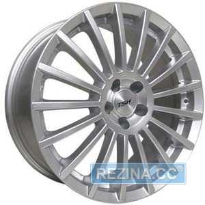 Купить TSW Pace Silver R16 W6.5 PCD4x108 ET15 DIA72