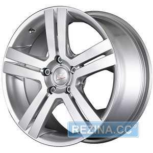 Купить MAK Jag Silver R16 W7 PCD4x100 ET35 DIA72