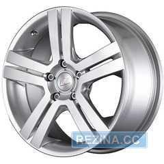 Купить MAK Jag Silver R16 W7 PCD5x112 ET35 DIA57.1