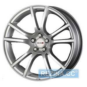 Купить MAK Veleno Silver R17 W8 PCD5x112 ET50 DIA57.1
