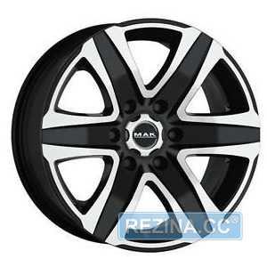 Купить MAK Stone 4x4 T Black Mirror R18 W8.5 PCD6x130 ET40 DIA84.1