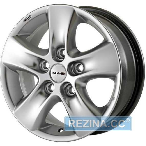 MAK HD Silver - rezina.cc