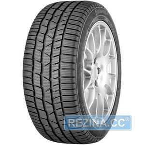 Купить Зимняя шина CONTINENTAL ContiWinterContact TS 830P 255/55R18 105V
