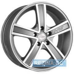 Купить RW (RACING WHEELS) H 412 DDNFP R16 W7 PCD5x112 ET35 DIA66.6