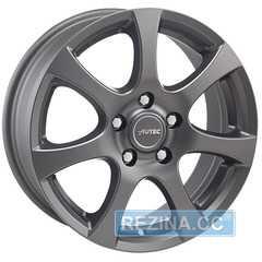 Купить AUTEC Zenit Anthrazit matt R16 W7 PCD5x114.3 ET42 DIA70.1