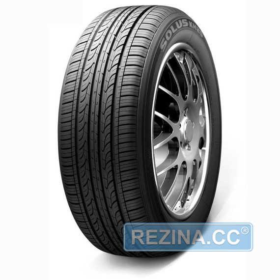 Летняя шина KUMHO Solus KH25 - rezina.cc