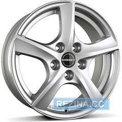 Купить BORBET TL2 Brilliant Silver R16 W6.5 PCD5x112 ET46 DIA57.1